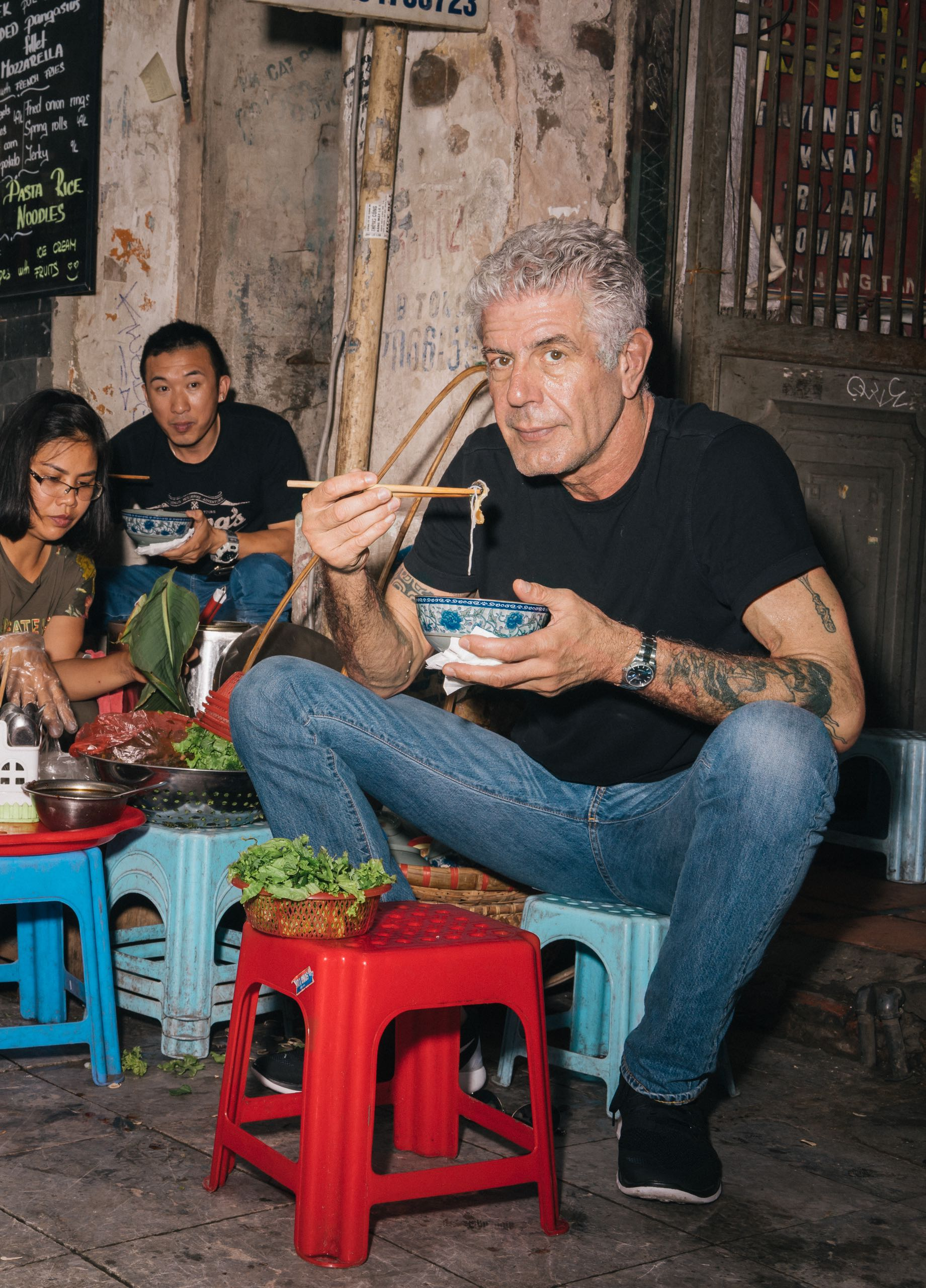 The Oscar-tipped film examining the legend of Mr. Anthony Bourdain