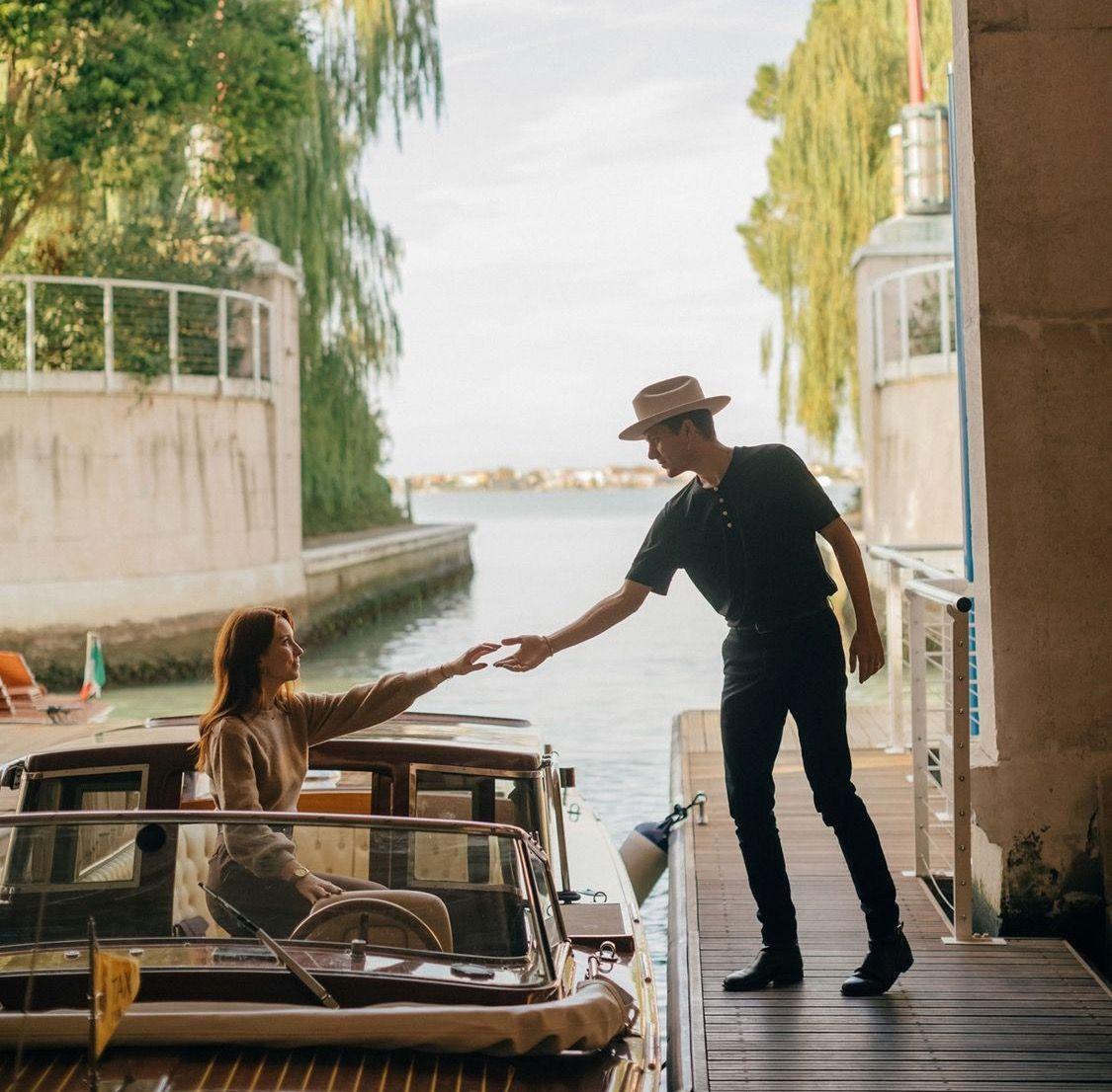 A true Venetian escape