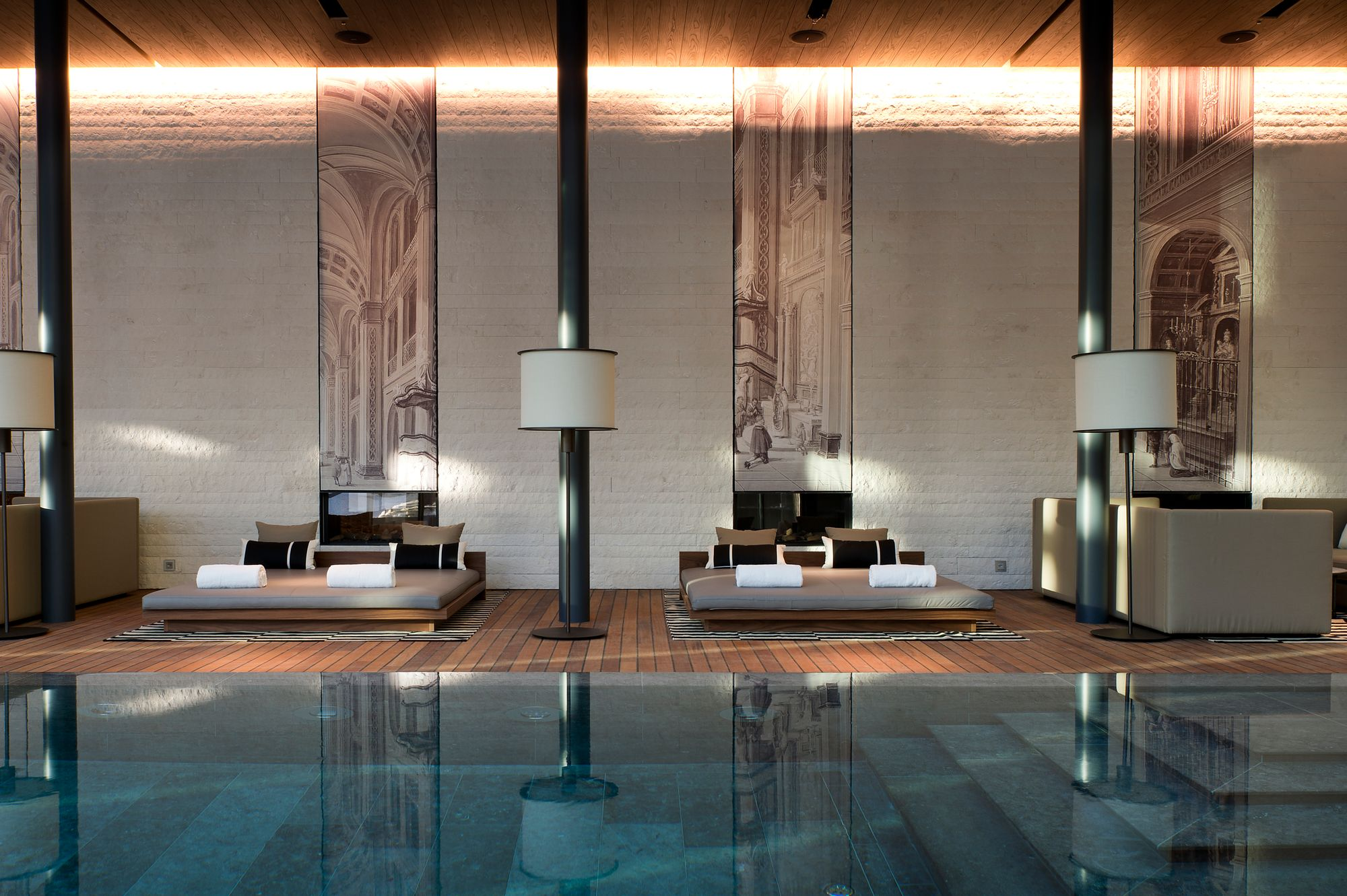 Apres-ski reaches new heights at this chic chalet