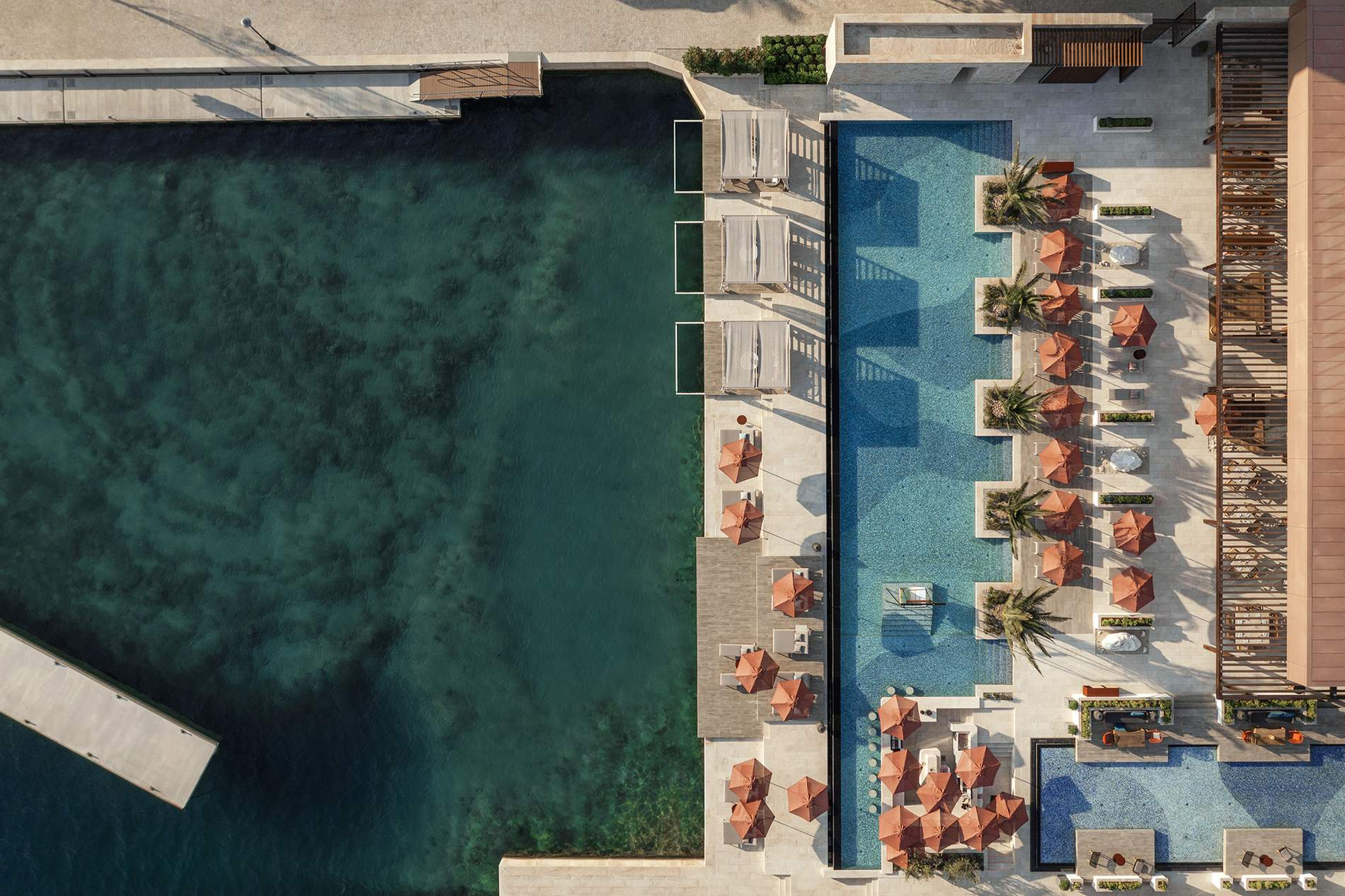 10 of the world's best beach clubs